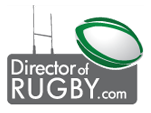 Director Of Rugby Logo